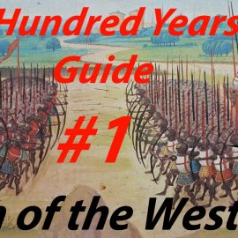 Europa Universalis 4 | The Hundred Years War Guide | England