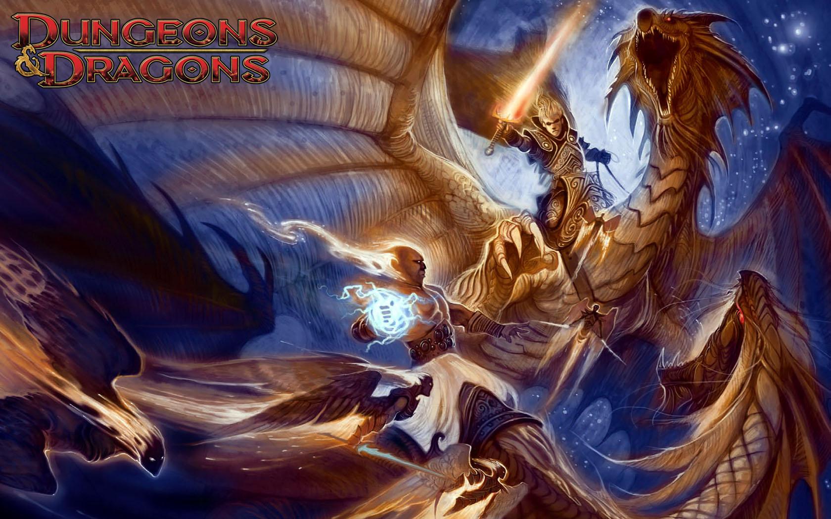 Dungeons and Dragons Wallpaper 1
