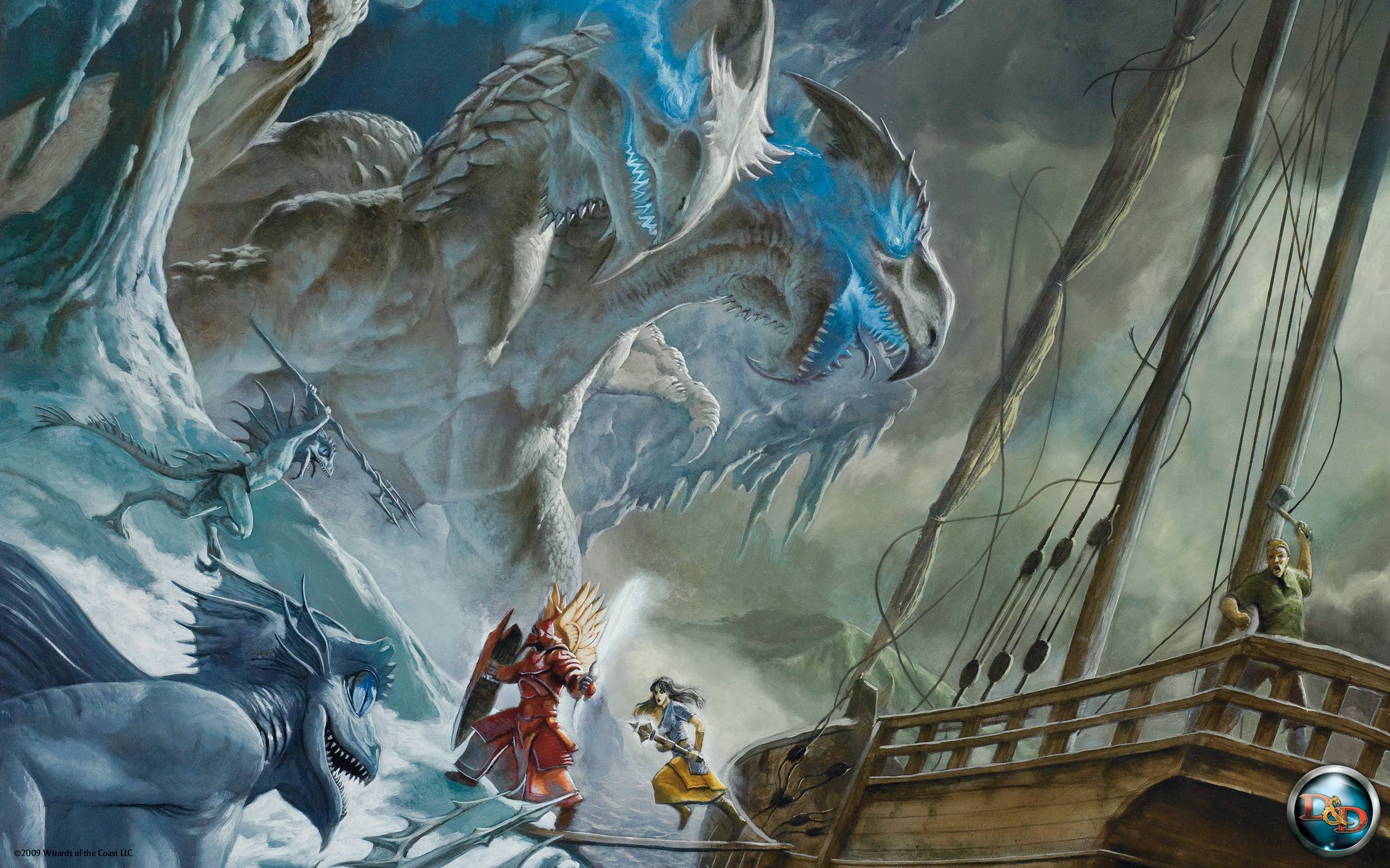 Dungeons and Dragons Wallpaper 2
