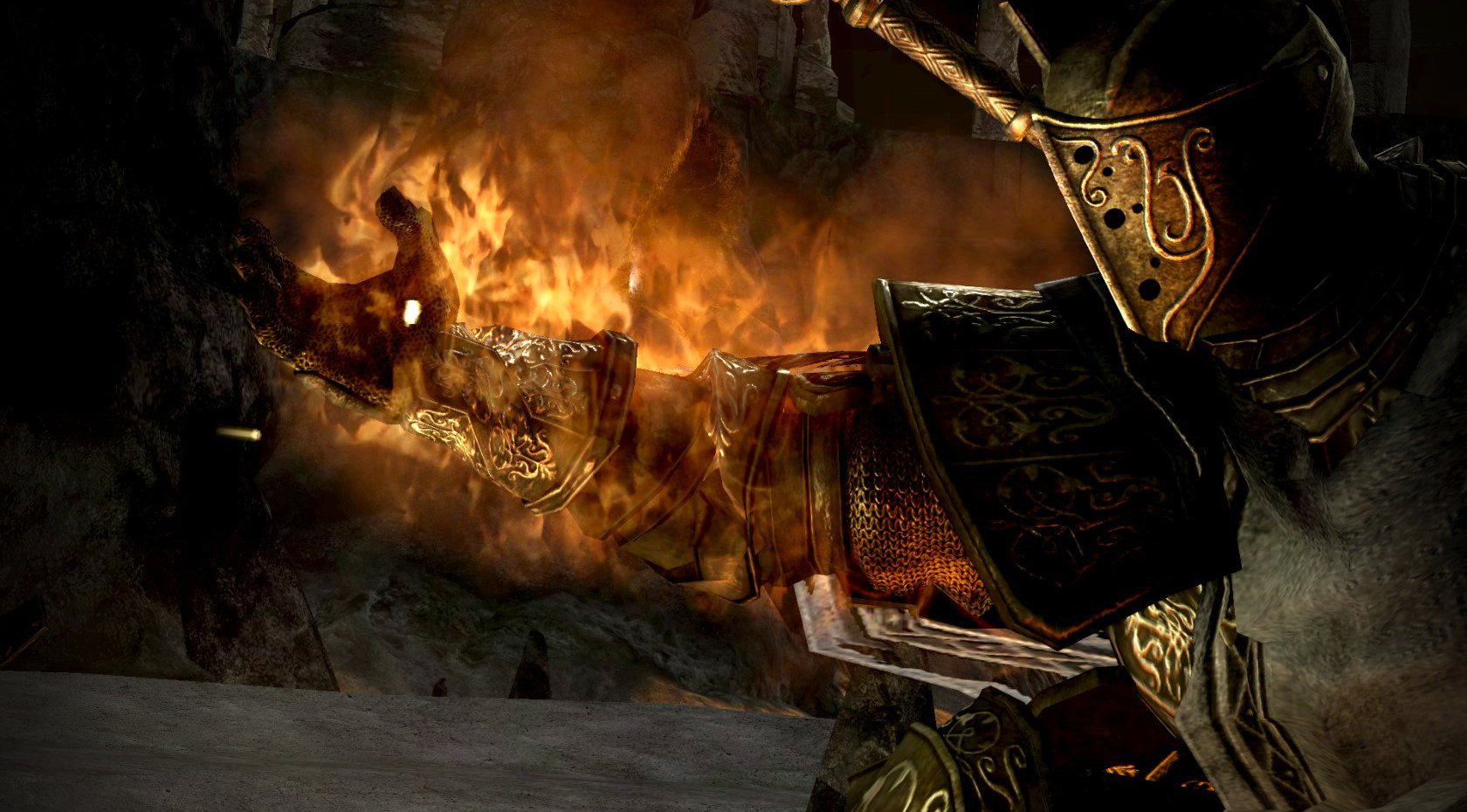 RPG Dark Souls 1 Plot Link to the Fire