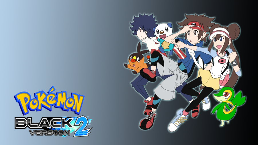 RPG Pokemon Black 2