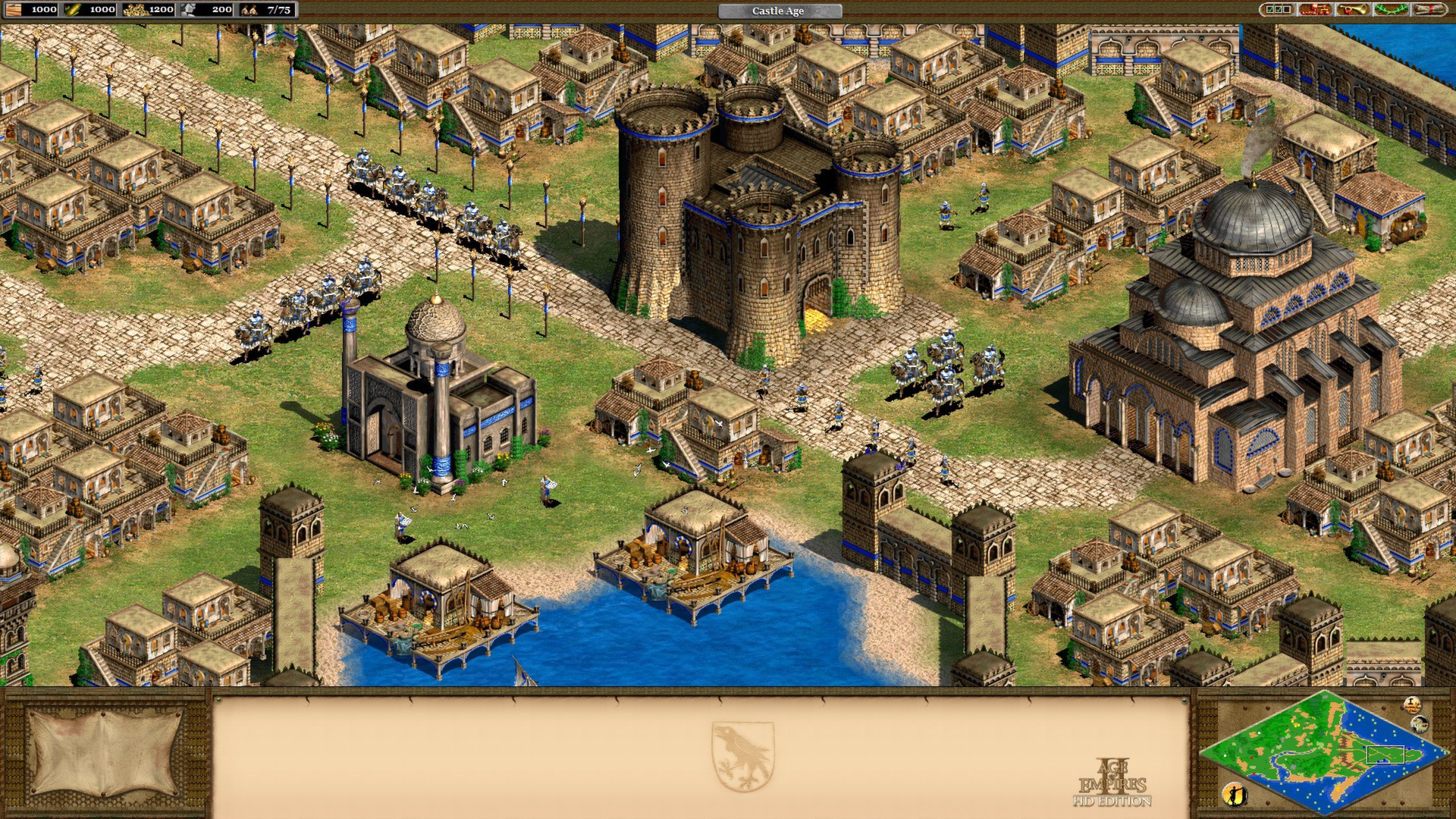 STRATEGY Age of Empires 2 RTS Real-Time