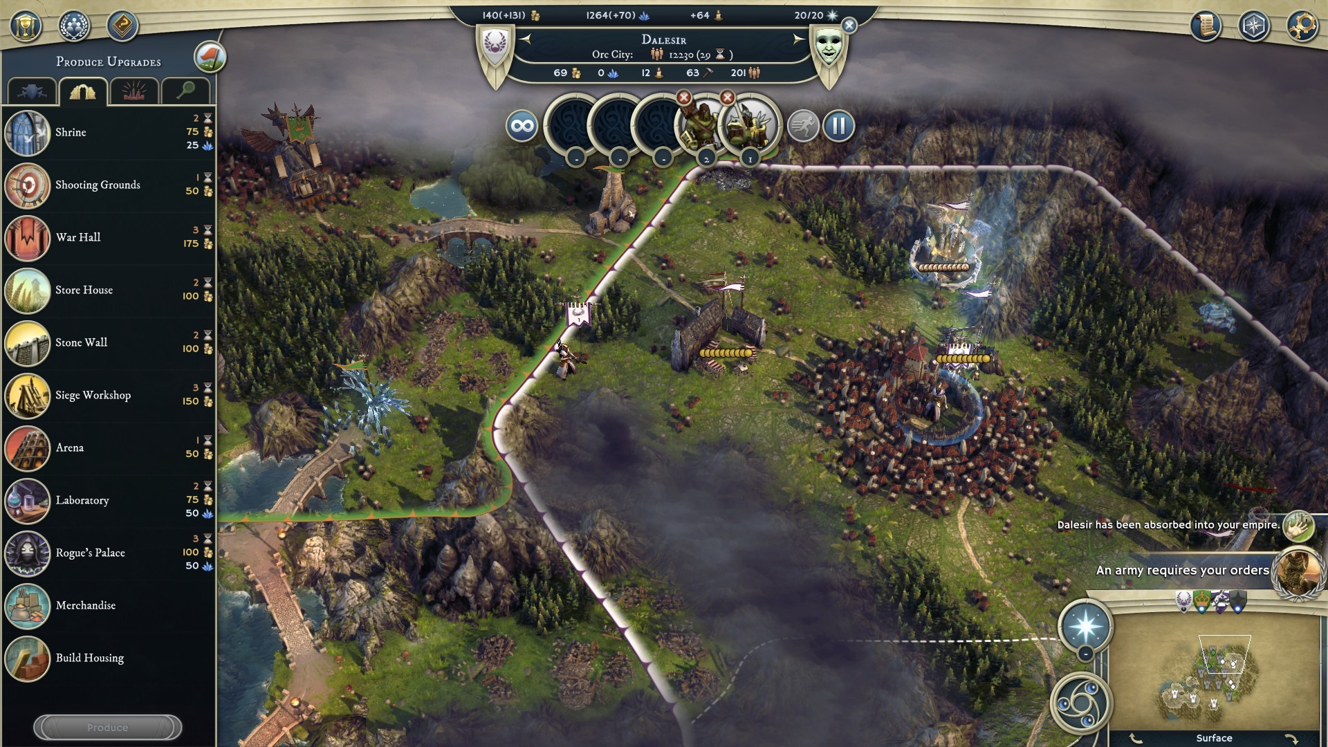 STRATEGY Age of Wonders 3