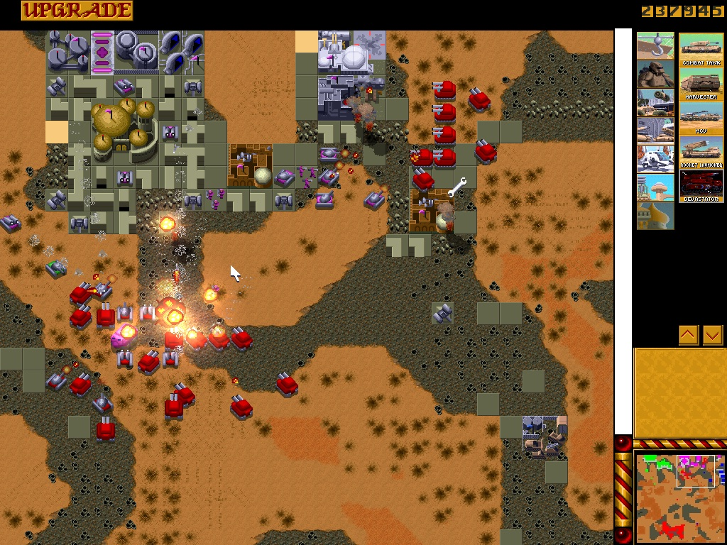 STRATEGY Dune 2