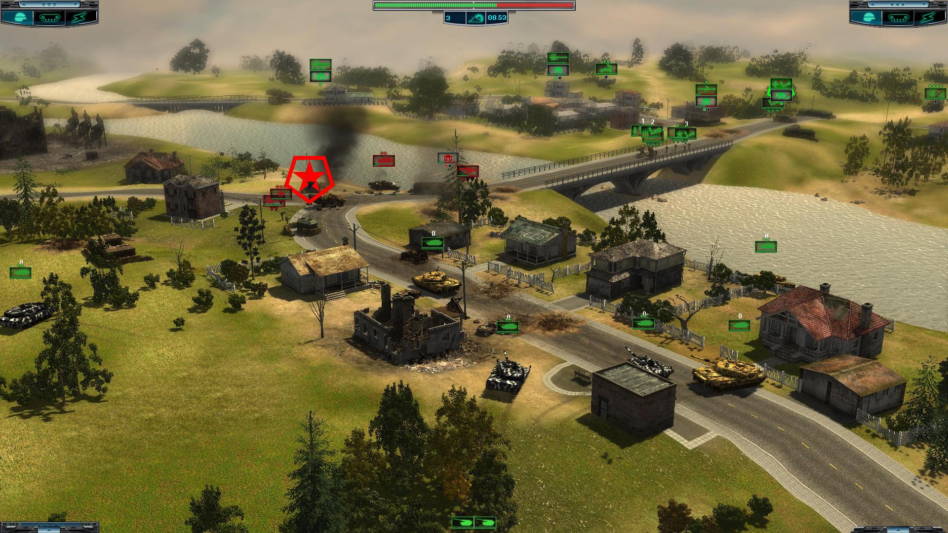 STRATEGY Elements of War MMORTS