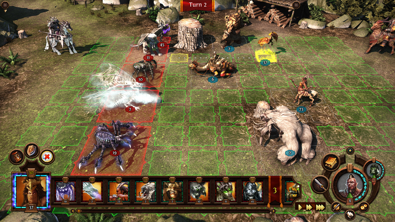 STRATEGY Heroes of Might and Magic 7