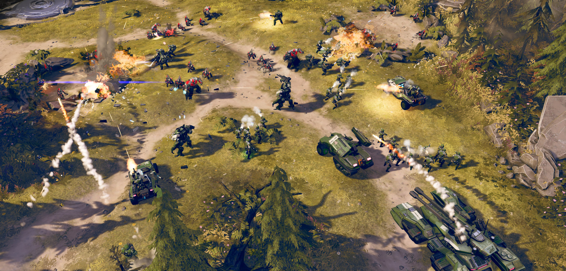 STRATEGY Real-Time Halo Wars 2