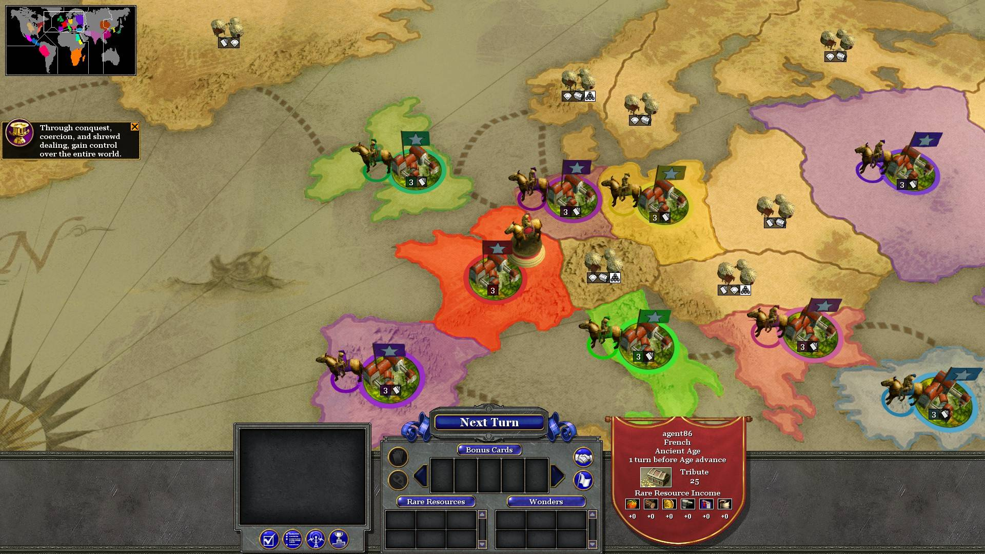 STRATEGY Rise of Nations