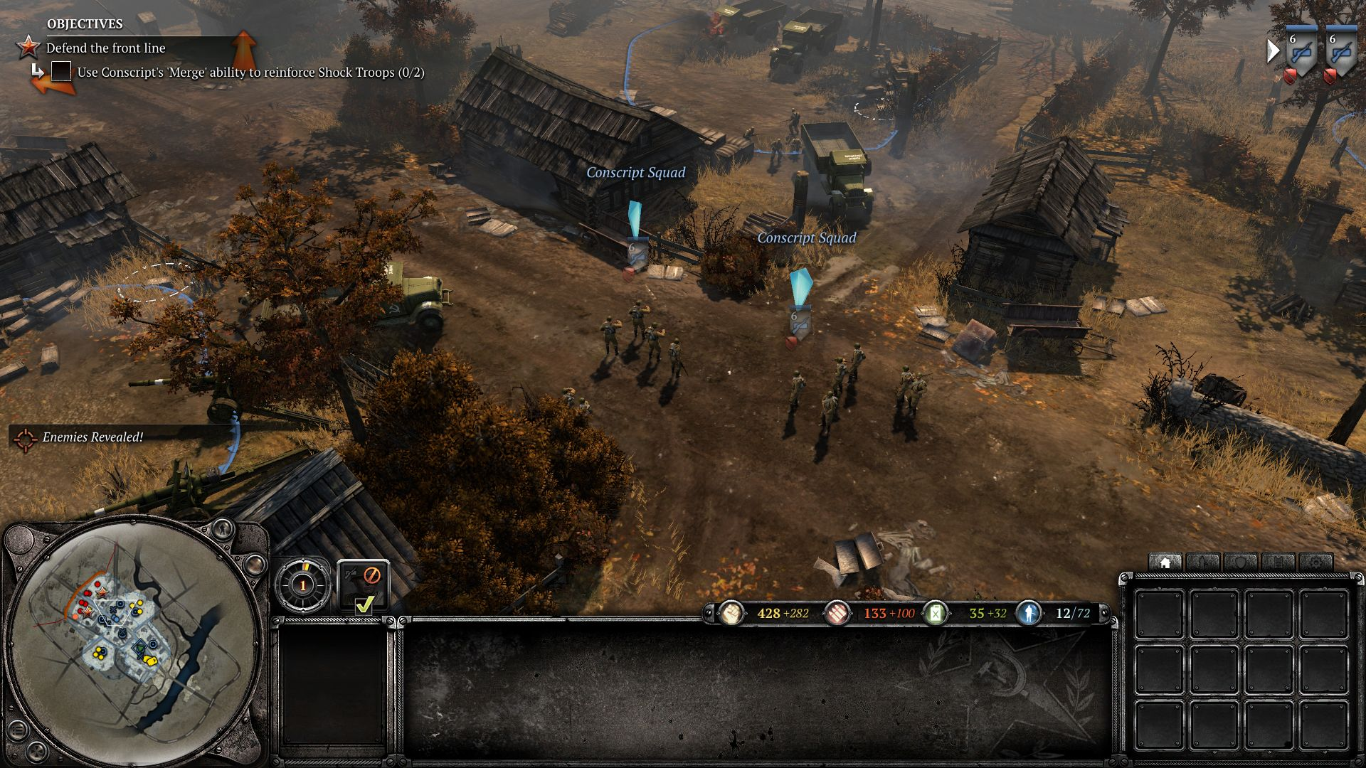 STRATEGY Settings and Themes Company of Heroes 2