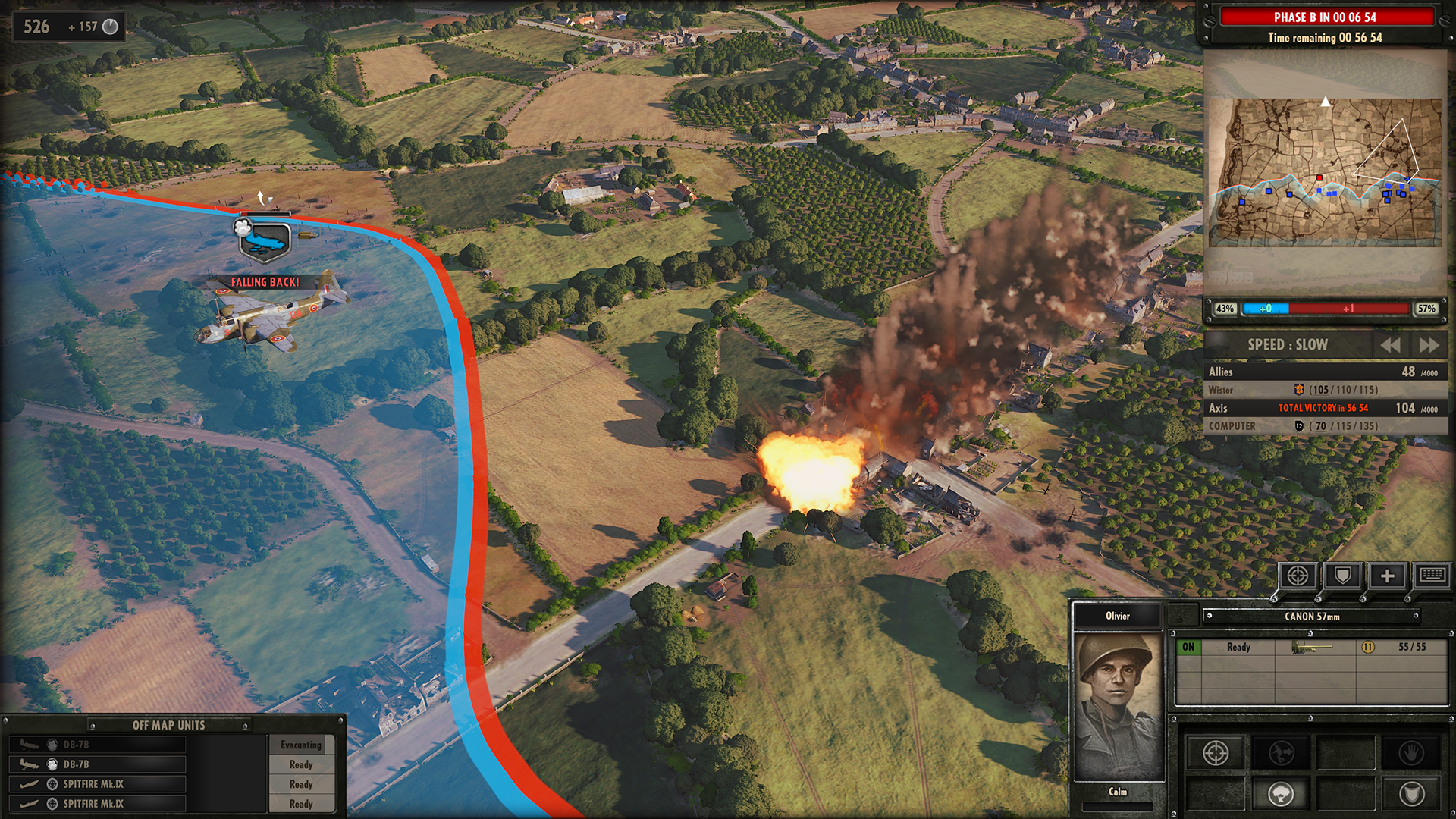 STRATEGY Steel Division Normandy 44
