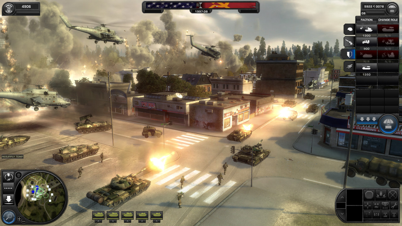STRATEGY World in Conflict