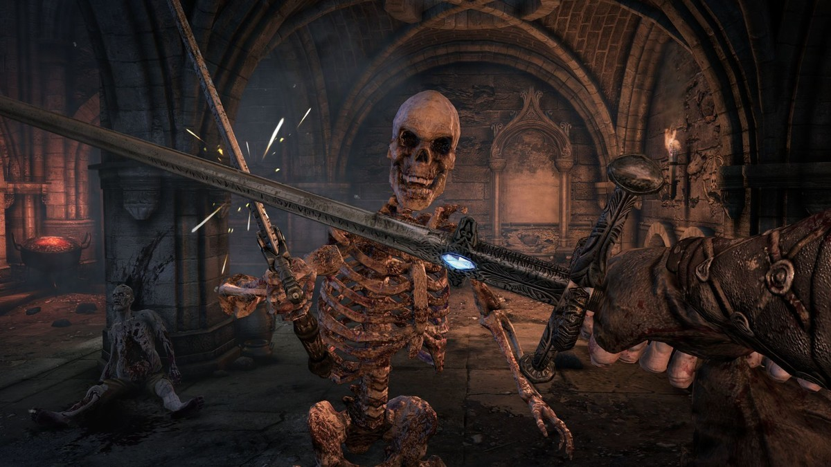 rpg first person view hellraid