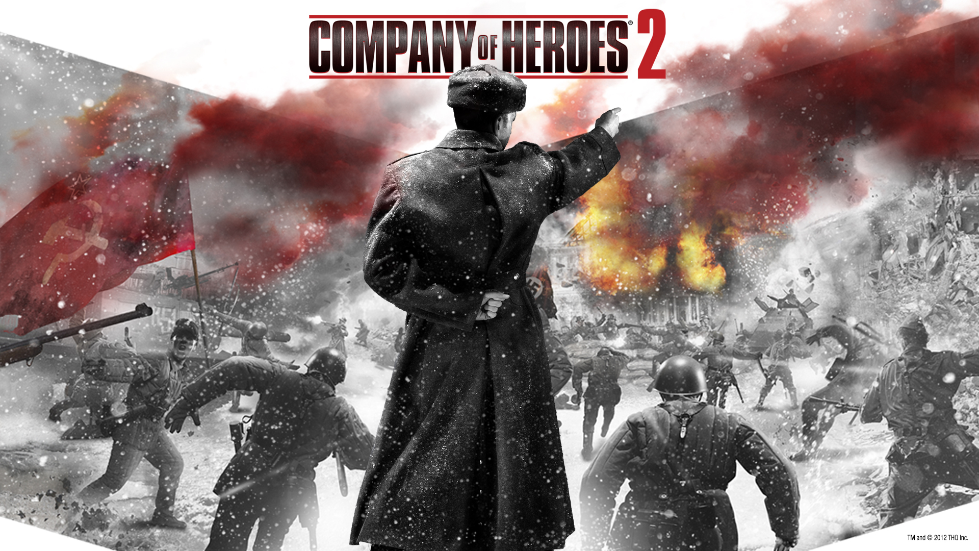 Company of Heroes 2 Criticism in Russia Wallpaper