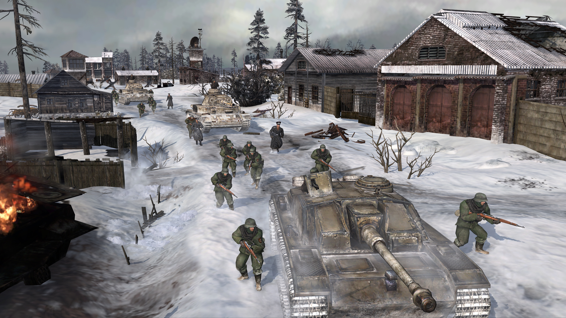 Company of Heroes 2 Ingame Shot